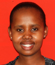 BRS team: Linda Thembani